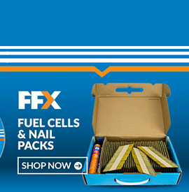 FFX Fuel Cells and Nail Packs