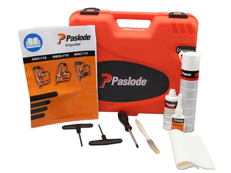 Paslode 013060 Impulse Cleaning Kit for Nail Gun