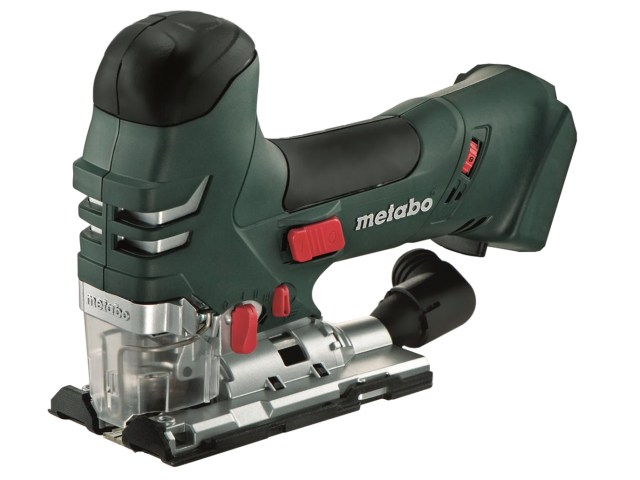 Metabo STA18 LTX 140 Body Grip Jigsaw Bare Unit