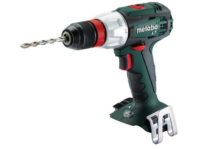 Metabo BS 18 LTQ 18v LT Quick Drill Driver Body Only BS18LTQUICK