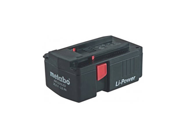 Metabo KHA24 BATTERY 25.2 / 28V 3.0Ah Li-ion Battery