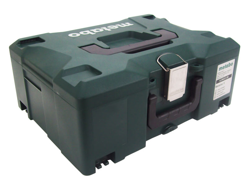 Metabo 626431000 Systainer Metaloc Ii Empty Case