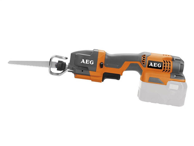 AEG  AEGOBMS180 BMS 180 Mini Reciprocating Saw 18v Zero Version
