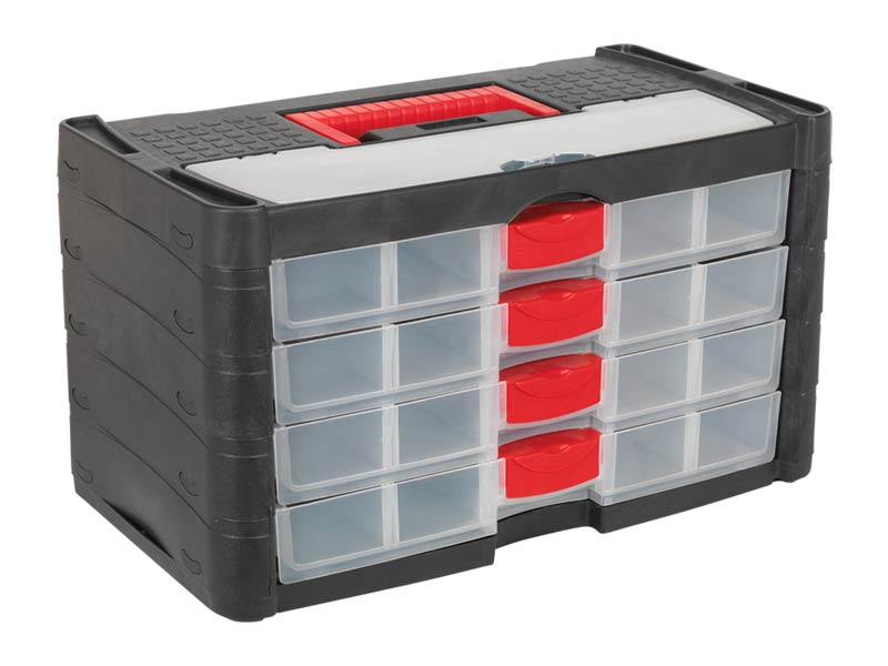 Sealey ap794 stackable organizer 4 drawer - Stackable 20desk 20organizer ...