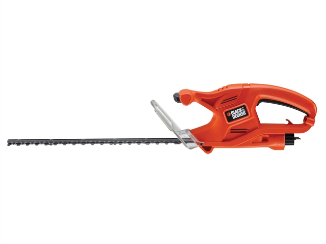 black and decker b dgt4245 electric hedge trimmer 420w 45cm. Black Bedroom Furniture Sets. Home Design Ideas