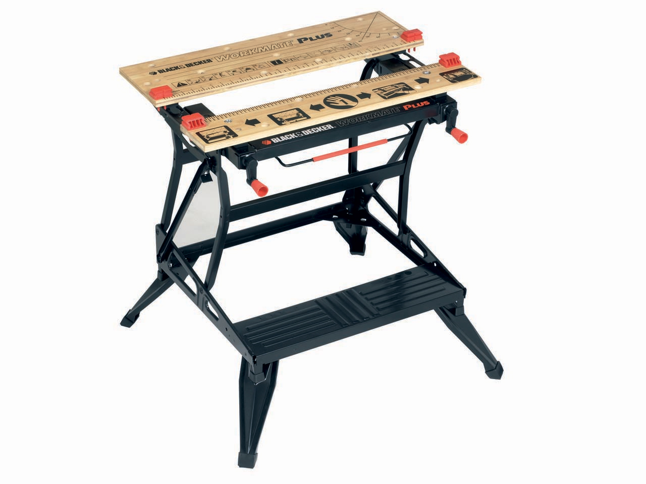 Black & Decker B/DWM825 WM825 Dual Height Deluxe Workmate