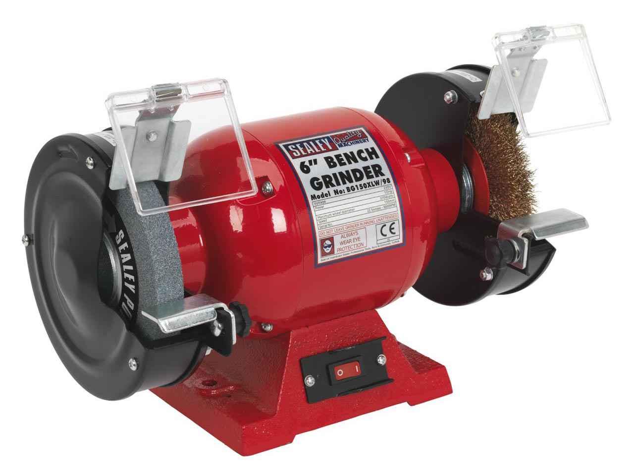 Metabo Ds200 2 240v 600w 200mm Bench Grinder