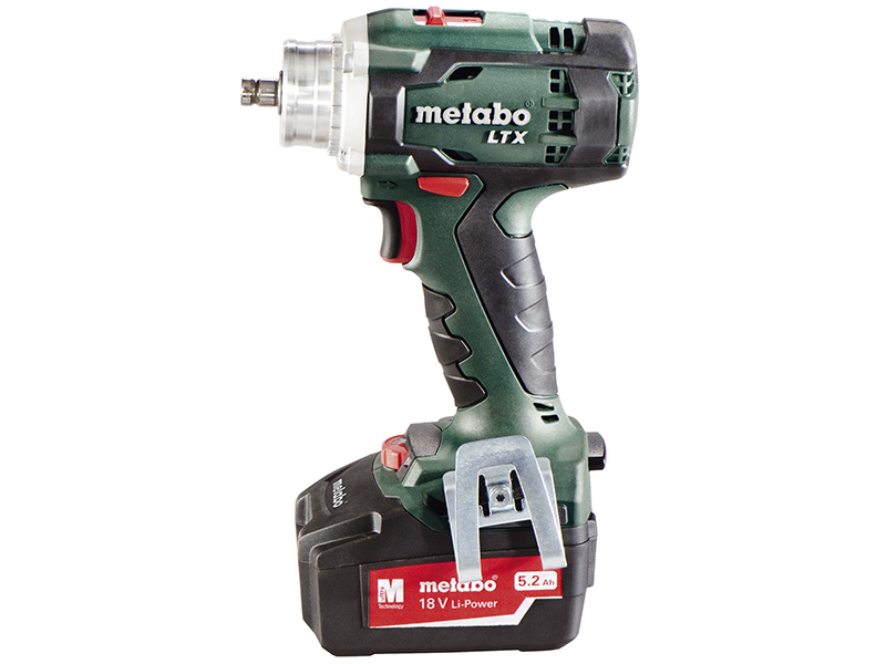 metabo bs18ltx 18v quick drill driver 2 x li ion. Black Bedroom Furniture Sets. Home Design Ideas