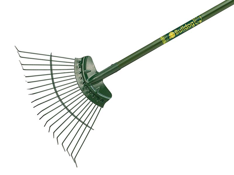 bulldog pggr pedigree stainless steel garden rake