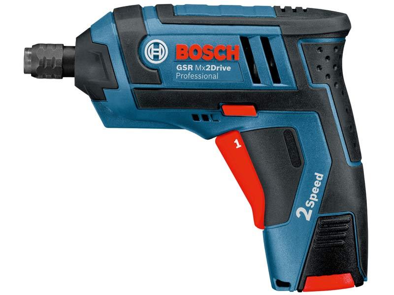 Bosch Gsr Mx2drive 3 6v Screwdriver 1 X 1 3ah Li Ion