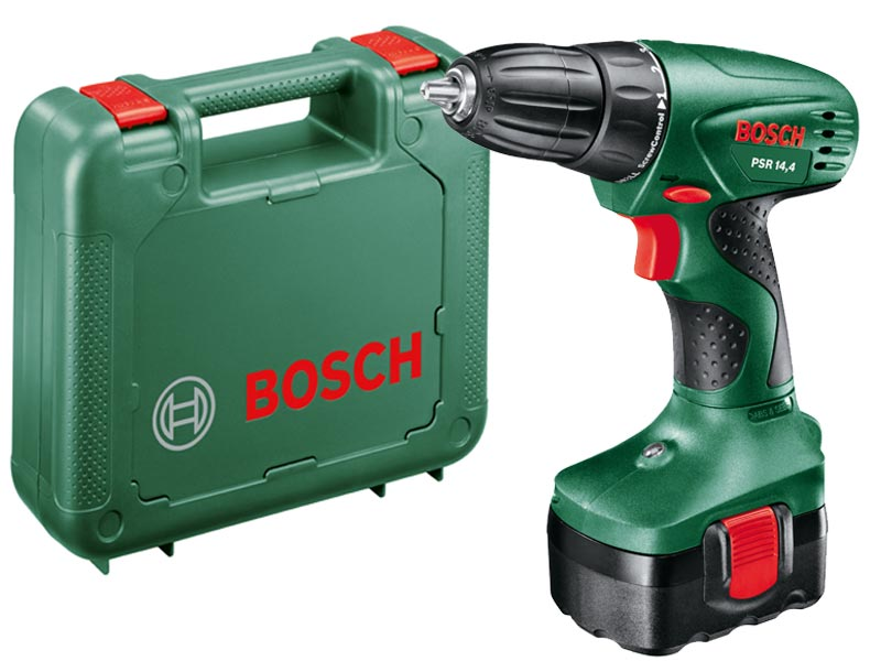 bosch green psr 14 4 cordless drill driver. Black Bedroom Furniture Sets. Home Design Ideas
