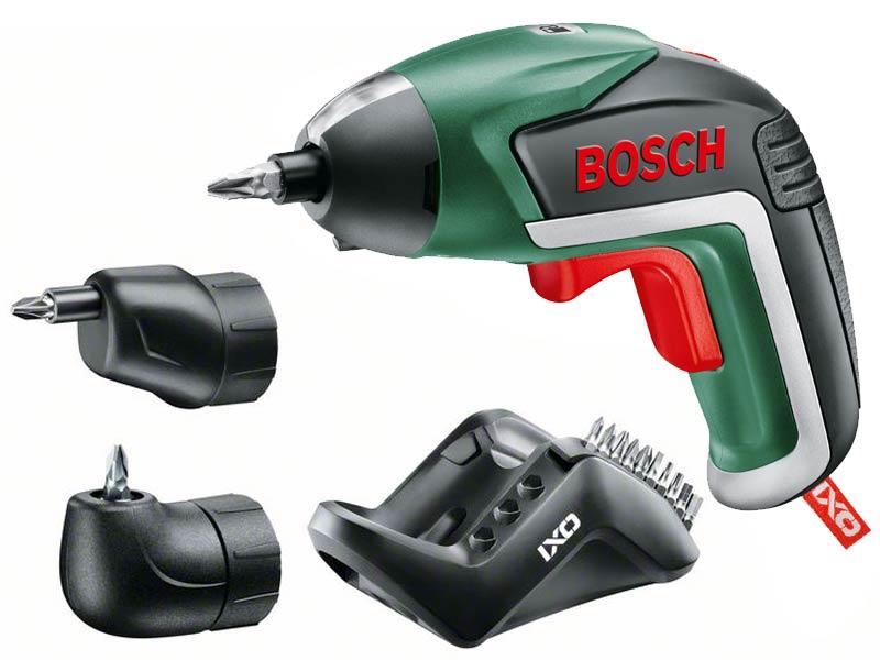 Toolstop Bosch 06039A8075 IXO 3.6V Cordless Screwdriver