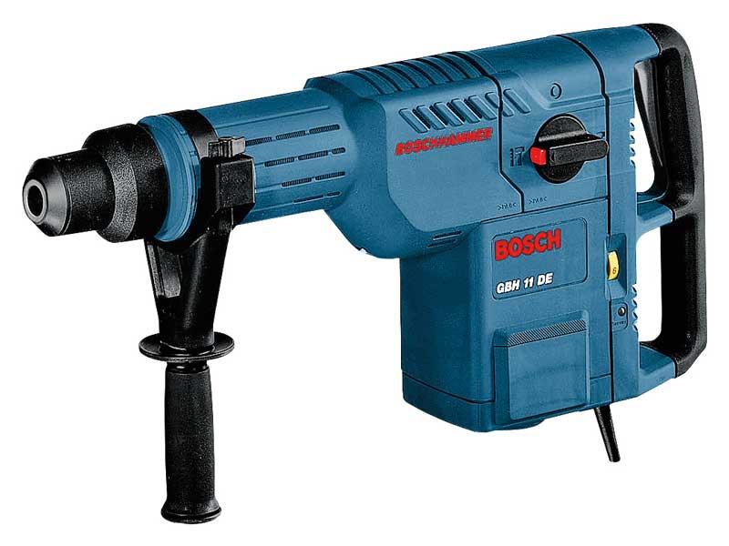 bosch gbh11de 240v sds max rotary combi hammer drill. Black Bedroom Furniture Sets. Home Design Ideas