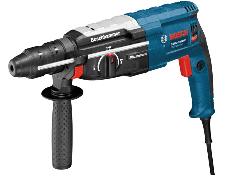 bosch gbh228dfv 110v sds drill quick change chuck in l boxx. Black Bedroom Furniture Sets. Home Design Ideas