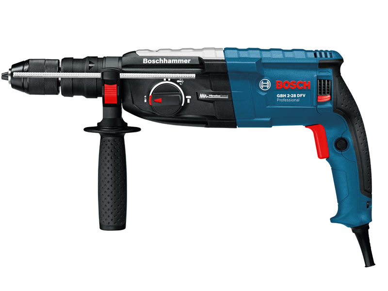 bosch gbh228dfv 240v sds drill with quick change chuck in l boxx. Black Bedroom Furniture Sets. Home Design Ideas