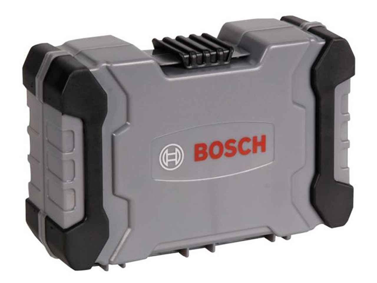 bosch 2607017164 43 piece screwdriver bit and nutsetter set. Black Bedroom Furniture Sets. Home Design Ideas