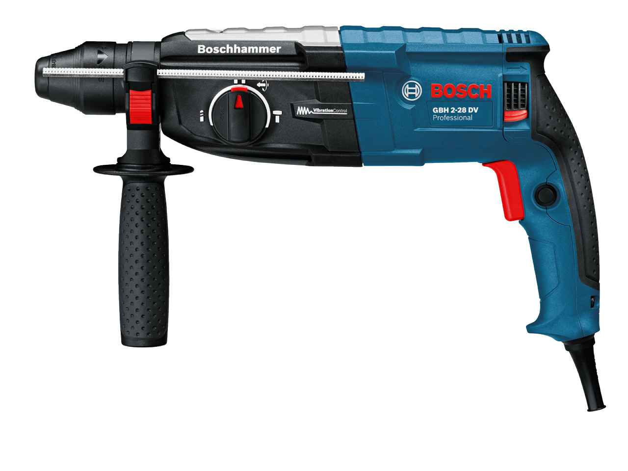 bosch gbh 228 2 230v 880w sds plus rotary hammer. Black Bedroom Furniture Sets. Home Design Ideas