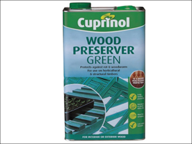 Cuprinol cupwprecl1l wood preserver clear 1 litre Cuprinol exterior wood preserver clear