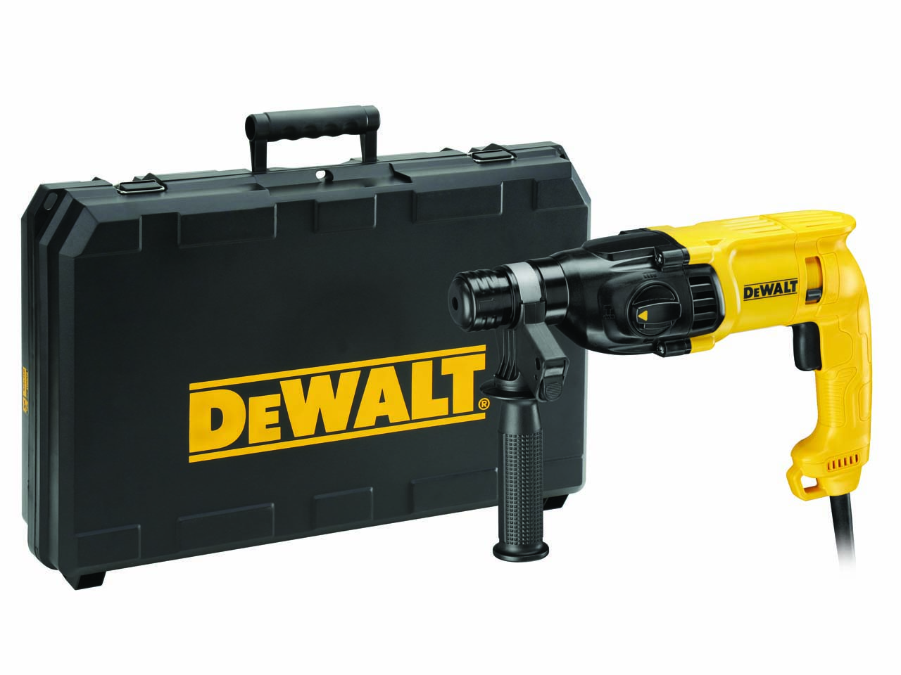 dewalt d25033k 240v sds 3 mode hammer drill 710w. Black Bedroom Furniture Sets. Home Design Ideas