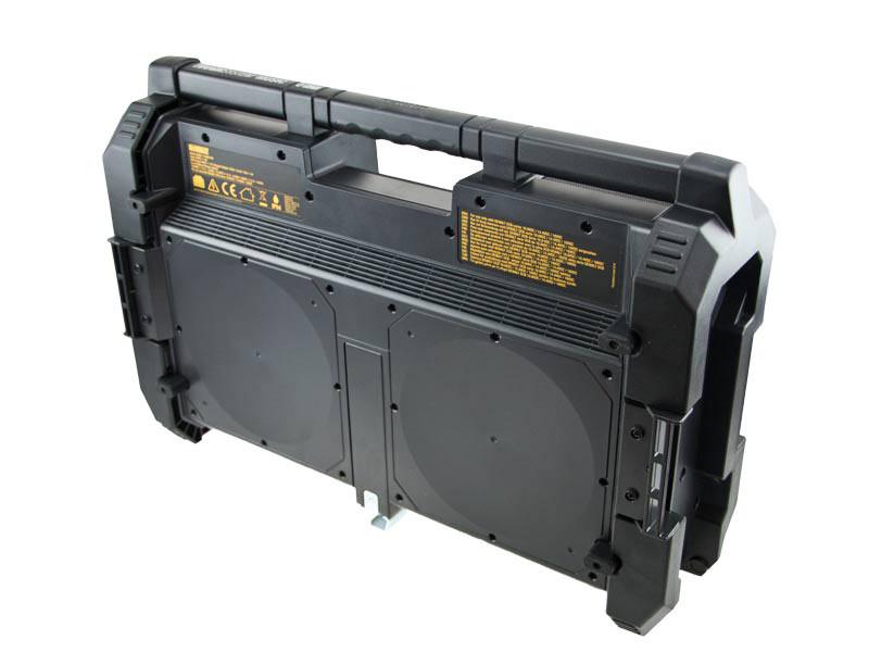 dewalt tough system radio manual