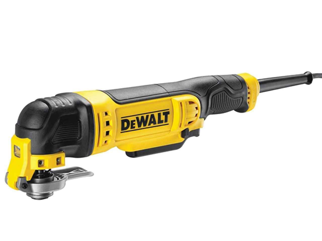 Dewalt Dwe315kt 240v Corded Oscillating Multi Tool In