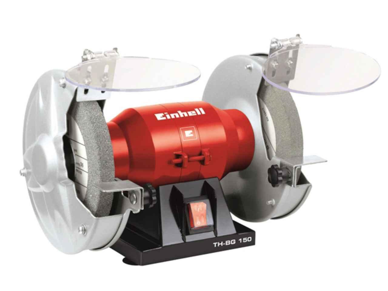 Einhell 44 125 70 Th Bg150 150mm Bench Grinder 150 Watt