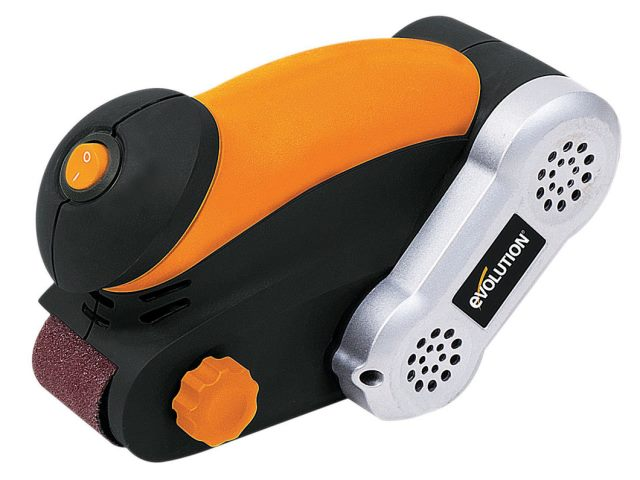 EVOLUTION EVOBELT Mini Belt Sander 240v