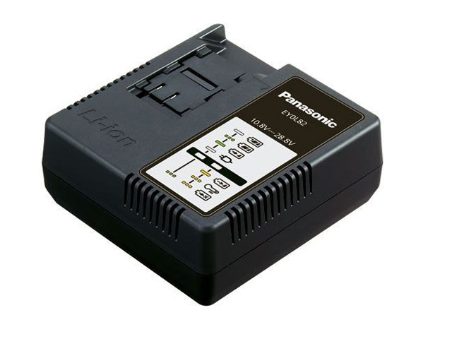 Panasonic EY0L82B31 14.4v - 28.8v Li-Ion Battery Charger EY0L82