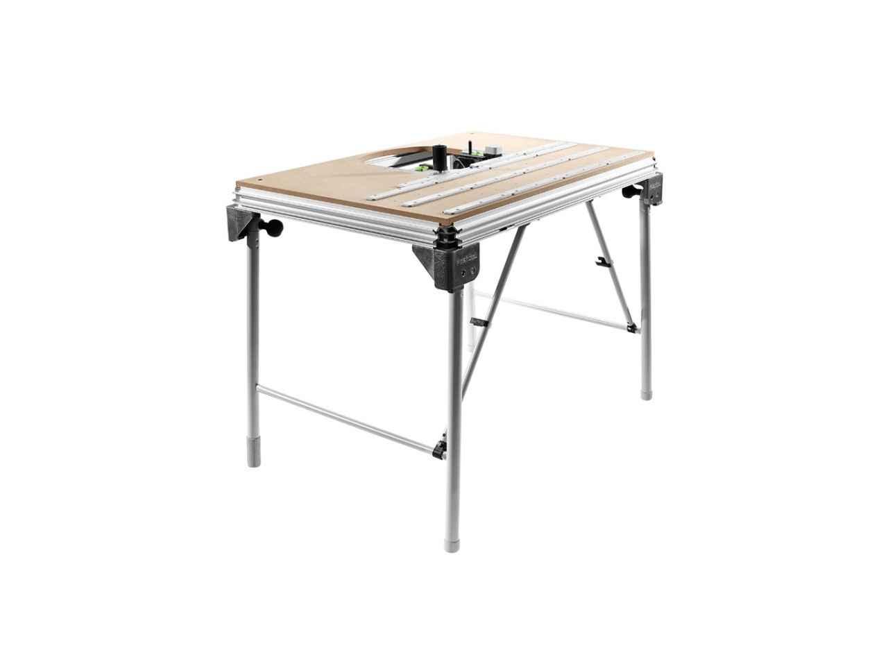 Festool 707126 multif table mft 3 conturo for Table festool