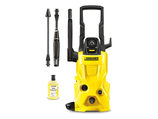 karcher k4 230v 130 bar pressure washer. Black Bedroom Furniture Sets. Home Design Ideas