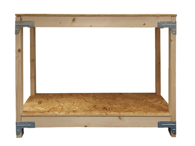 Simpson Strongtie Kwb1e Simply Build It Heavy Duty Workbench Kit