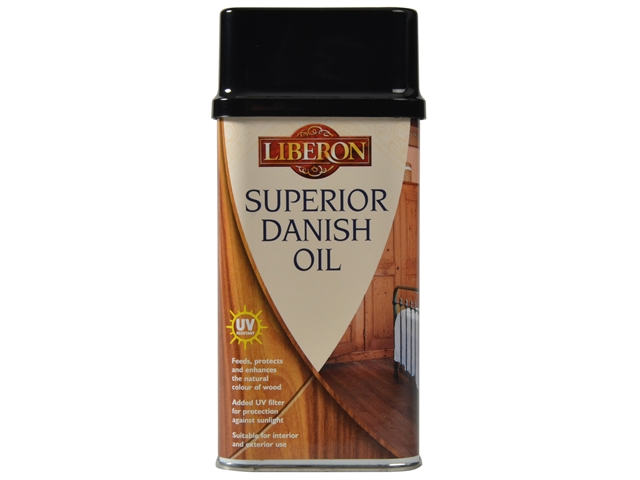 ronseal rslcrdo colron refined danish oil 500ml. Black Bedroom Furniture Sets. Home Design Ideas