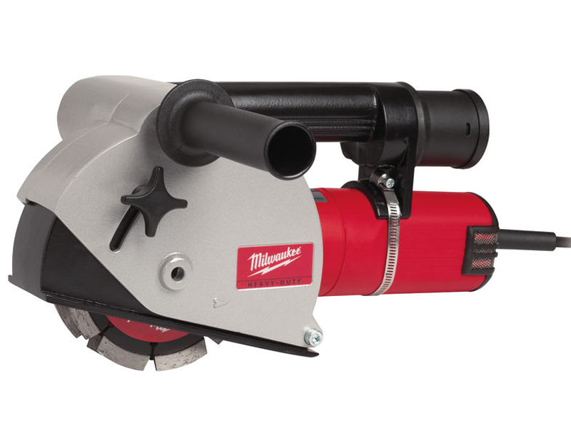 Milwaukee WCE30 110v Wall Chaser 125mm
