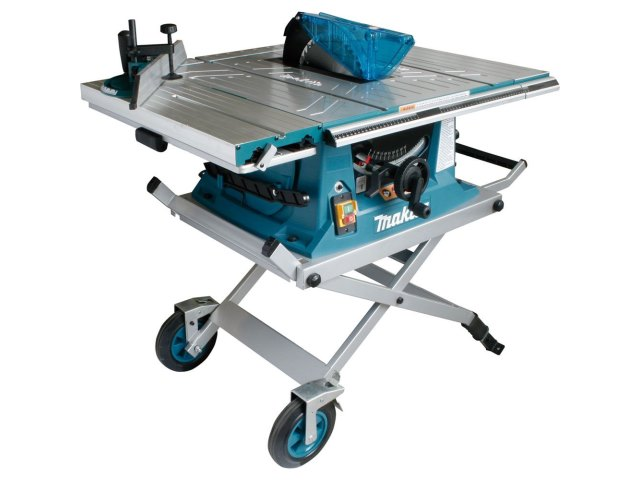 Makita Portable Table Saw Stand Makita 110v 260mm Table Saw
