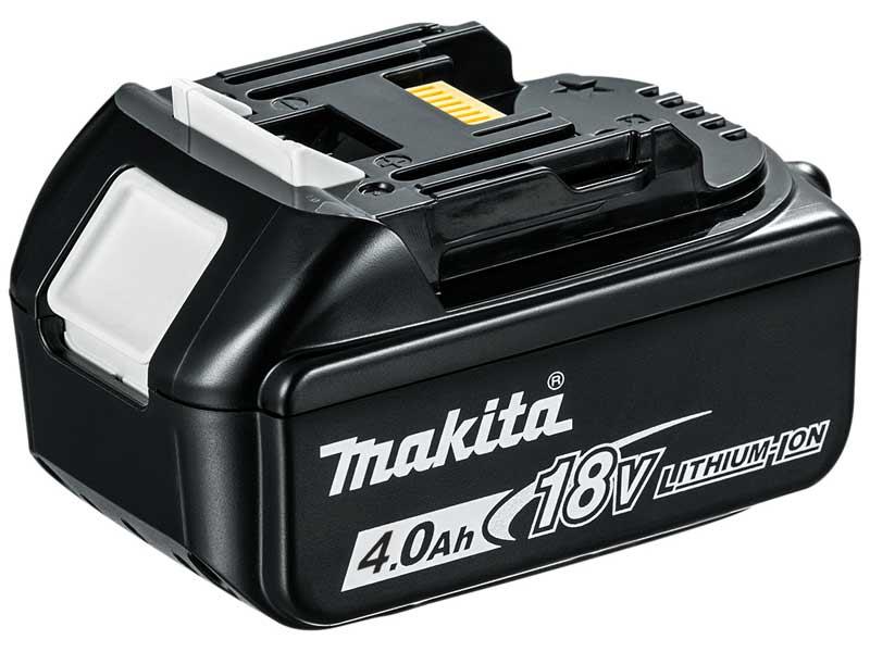 makita bl1840 18v lxt li ion makstar battery pack. Black Bedroom Furniture Sets. Home Design Ideas