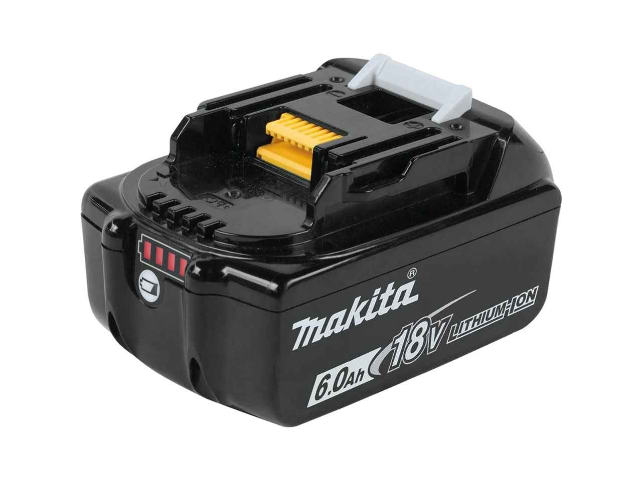 makita 197422 4 18v 6ah lxt li ion genuine makstar battery pack ebay. Black Bedroom Furniture Sets. Home Design Ideas