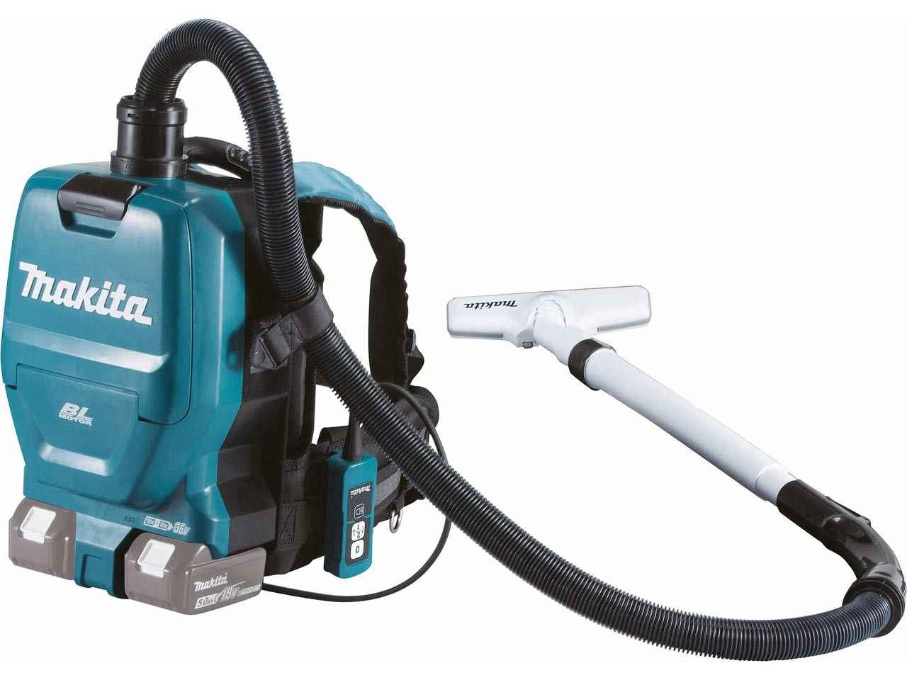 makita dvc260z twin 18v 36v backpack vacuum cleaner bare unit. Black Bedroom Furniture Sets. Home Design Ideas