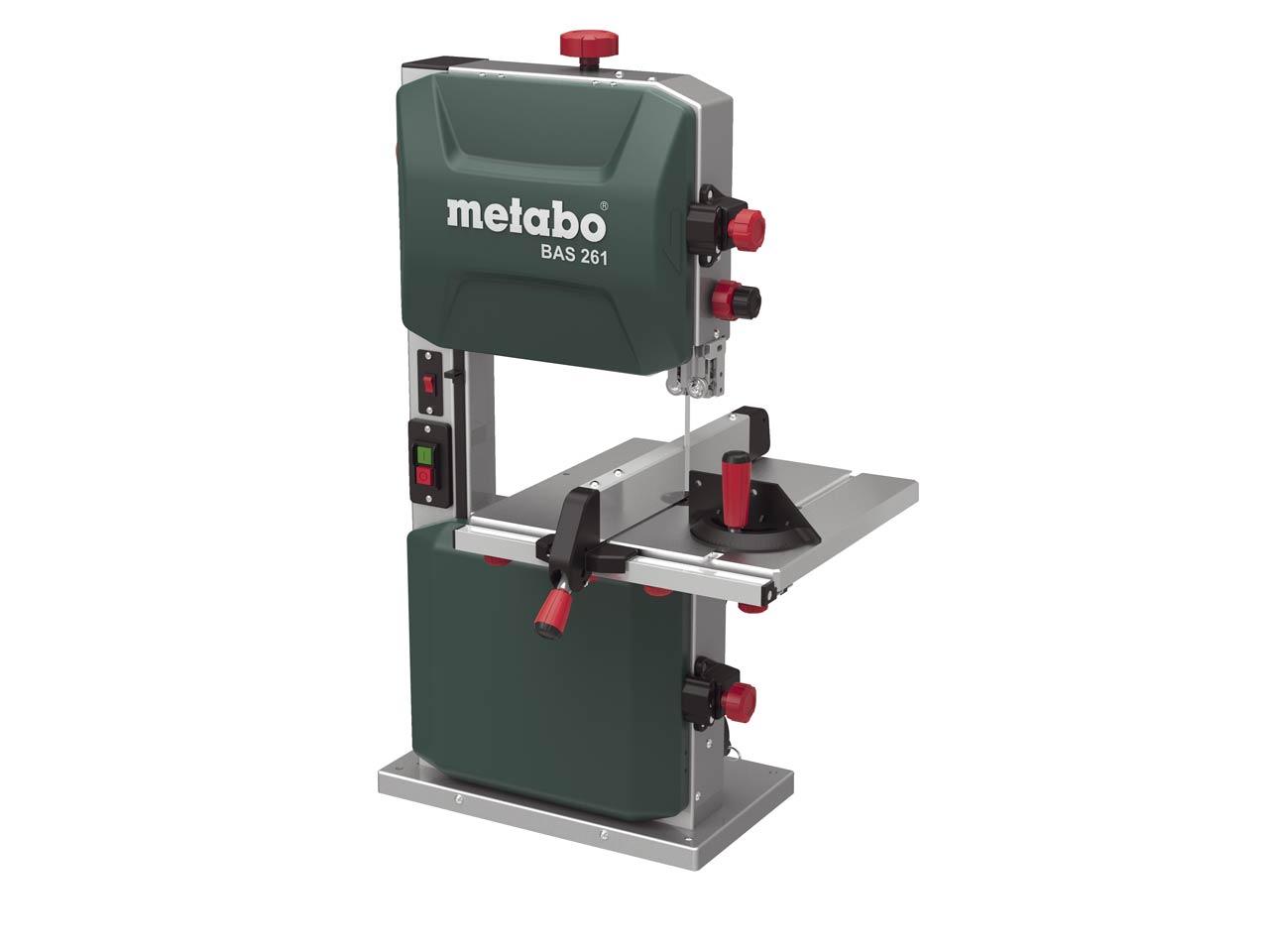 Metabo Bas 261 240v Precision Band Saw