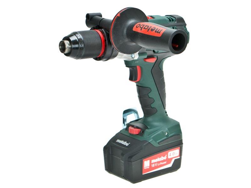 Metabo Uk602240599 18v 3x4 0ah Li Ion 6pc Power Tool Kit