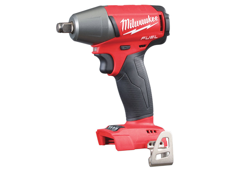 Milwaukee M V   Impact Wrench With Friction Ring