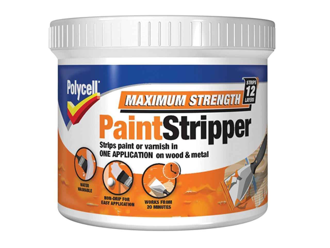 Would Paint stripper cost share your