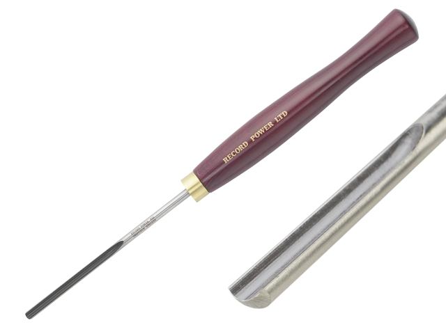 how to use a spindle gouge