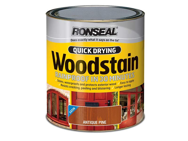 Woodstain Treatments, Stains