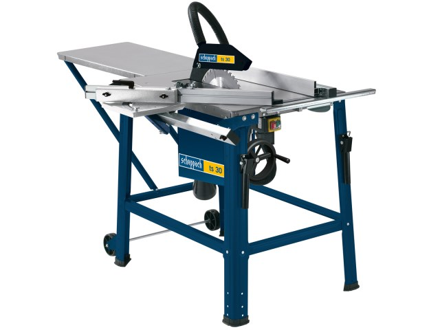Scheppach TS30 TS 30 Site - Table Saw 240v FREE DIRECT DELIVERY