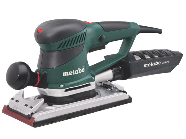 Metabo SRE4351-240 Turbotec 1/2 Sheet Random Orbit Pro Sander 240v