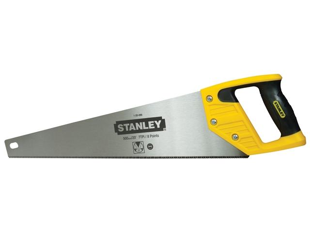 Stanley 1 20 090 Heavy Duty Sharpcut Handsaw 500mm 20in 7tpi