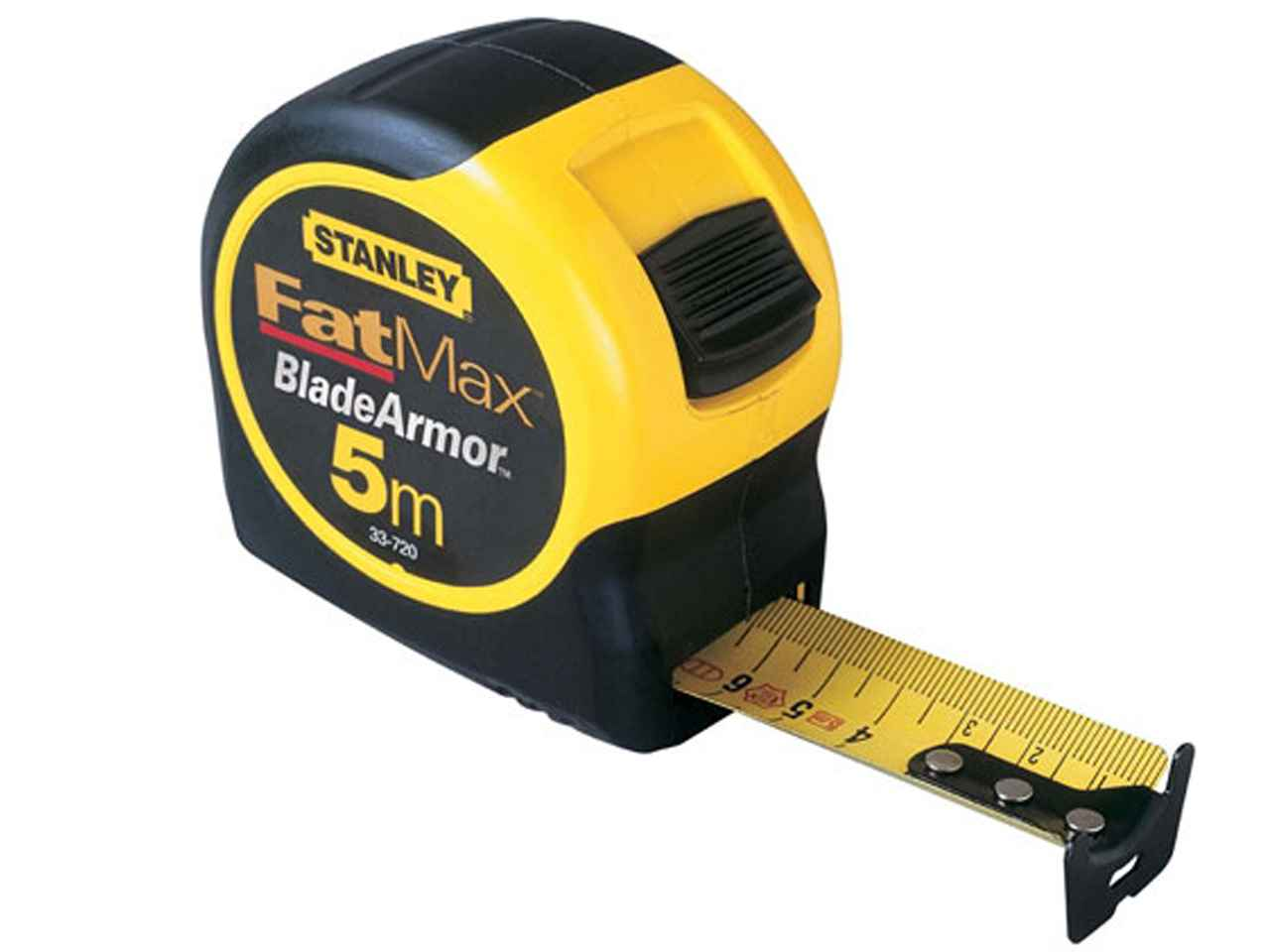 stanley xms16protape fatmax pro tape measure 8m 26ft. Black Bedroom Furniture Sets. Home Design Ideas