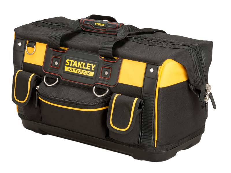 stanley sta171180 fatmax open mouth tool bag. Black Bedroom Furniture Sets. Home Design Ideas