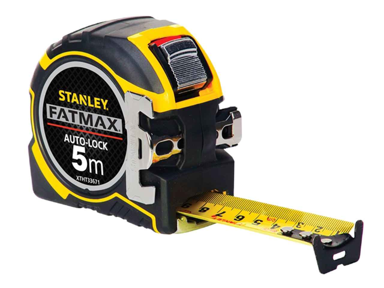 stanley sta033671 5m fatmax autolock tape width 32mm. Black Bedroom Furniture Sets. Home Design Ideas