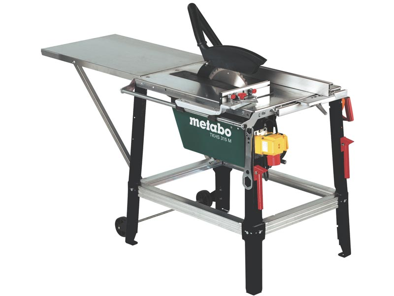 Metabo tkhs315m 110v site saw pro package for 110v table saw